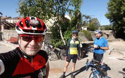Brevet del Club Ciclista Chamartin 300 km – 20 de Mayo de 2017