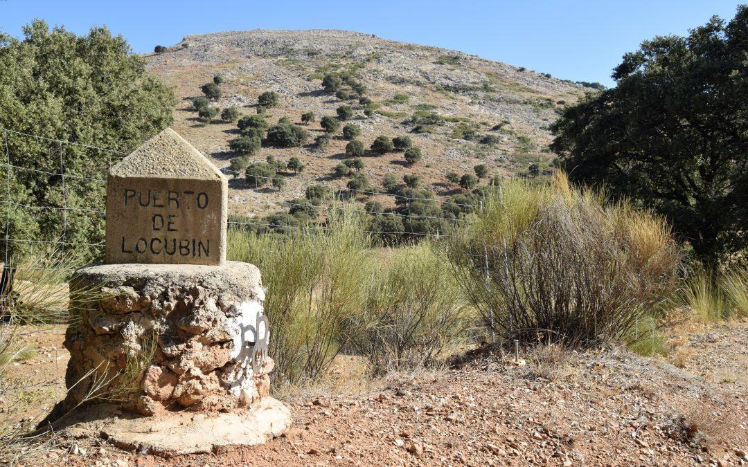 El Puerto de Locubín, la arteria coronaria de la Sierra Sur de Jaén